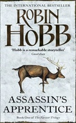 """Assassin's apprentice the Farseer trilogy, book 1"" av Robin Hobb"