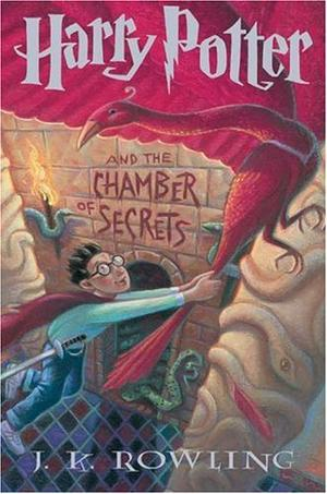 """""""Harry Potter & the Chamber of Secrets (Book 2)"""" av J.K. Rowling"""