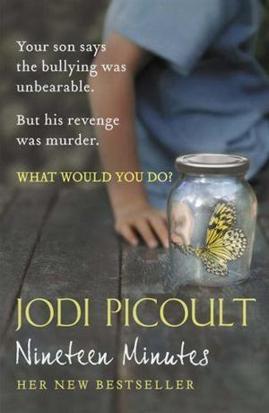 """Nineteen Minutes"" av Jodi Picoult"