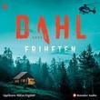 """Friheten (svensk) - Berger och Blom #4"" av Arne Dahl"