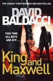 """""""King and Maxwell"""" av David Baldacci"""
