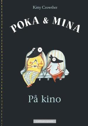 """På kino"" av Kitty Crowther"