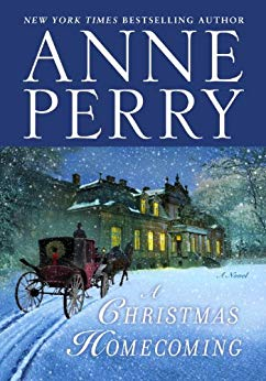 """""""A Christmas Homecoming - Christmas Stories #9"""" av Anne Perry"""
