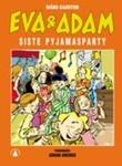 """Eva og Adam - siste pyjamasparty"" av Måns Gahrton"