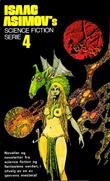 """""""Isaac Asimov`s Science fiction serie. Bok.4 - Noveller og noveletter fra science fiction og fantasiens verden, i utvalg av en av genrens mestere!"""" av Isaac Asimov"""