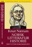 """""""Norsk litteraturhistorie - fritt etter hukommelsen"""" av Knut Nærum"""