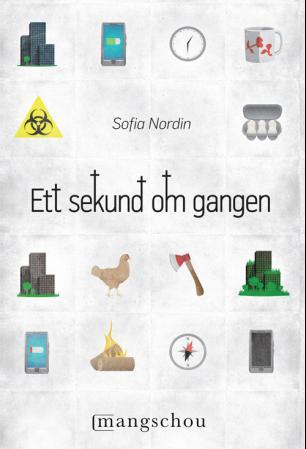 """""""Ett sekund om gangen"""" av Sofia Nordin"""