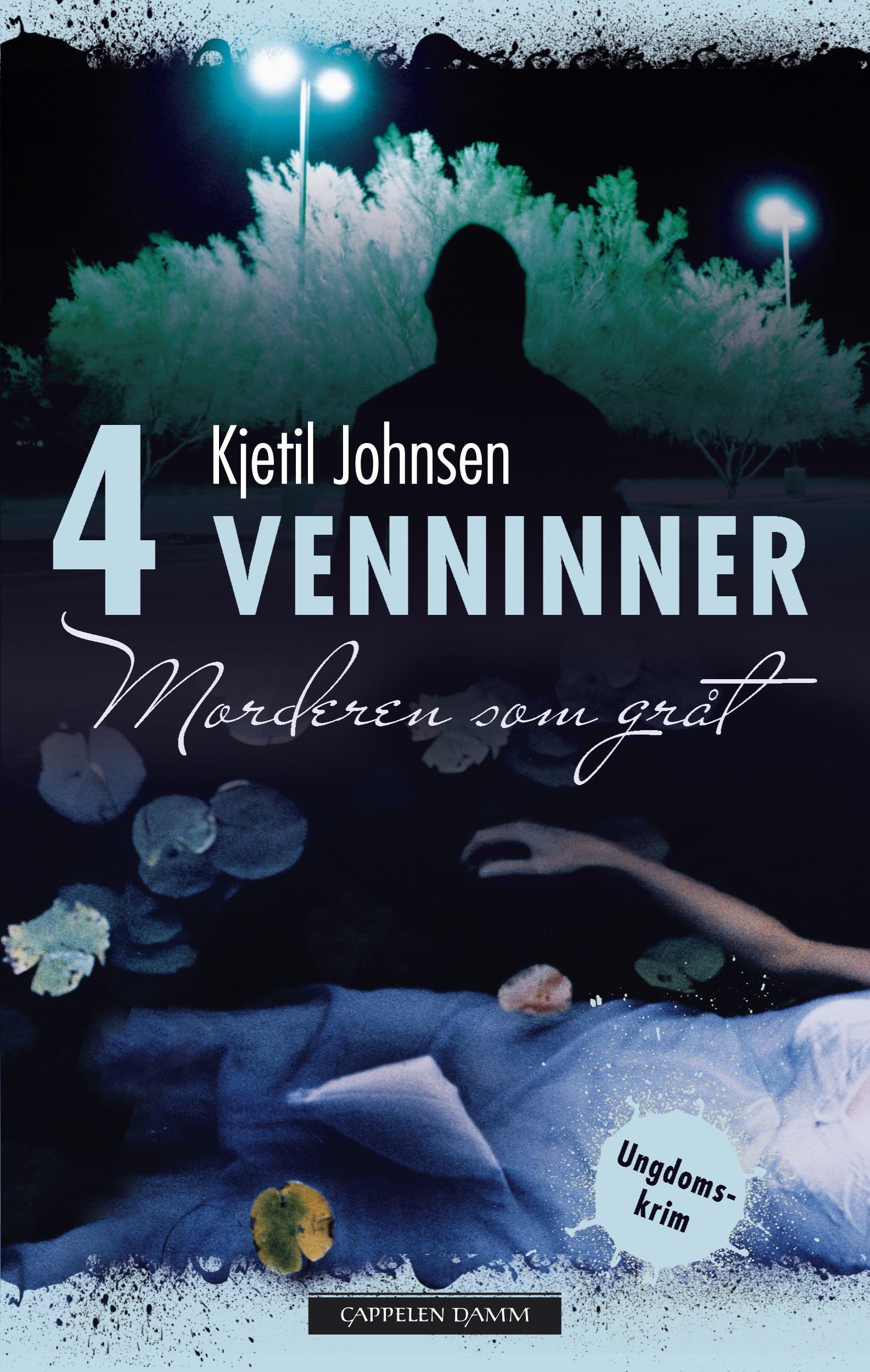 """""""Morderen som gråt"""" av Kjetil Johnsen"""