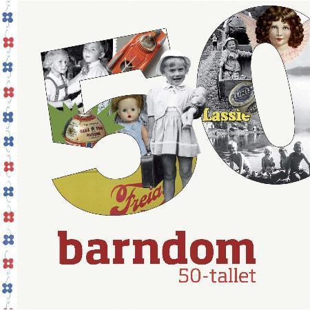 """Barndom - 50-tallet"" av Kristin von Hirsch"
