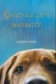 """""""Kunsten å være menneske"""" av Garth Stein"""