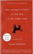 """The curious incident of the dog in the night-time"" av Mark Haddon"