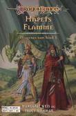 """""""Dragenes natt. Bd. 3 - håpets flamme"""" av Margaret Weis"""