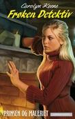 """""""Frøken Detektiv - prinsen og maleriet"""" av Carolyn Keene"""