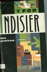 """""""I for indisier"""" av Sue Grafton"""