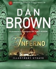 """Inferno - illustrert utgave"" av Dan Brown"