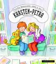 """""""Karsten og Petra på biblioteket"""" av Tor Åge Bringsværd"""