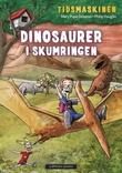 """""""Dinosaurer i skumringen"""" av Mary Pope Osborne"""