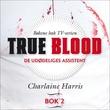 """""""De udødeliges assistent"""" av Charlaine Harris"""