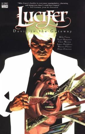 """Lucifer Vol. 1 - Devil in the Gateway"" av Mike Carey"