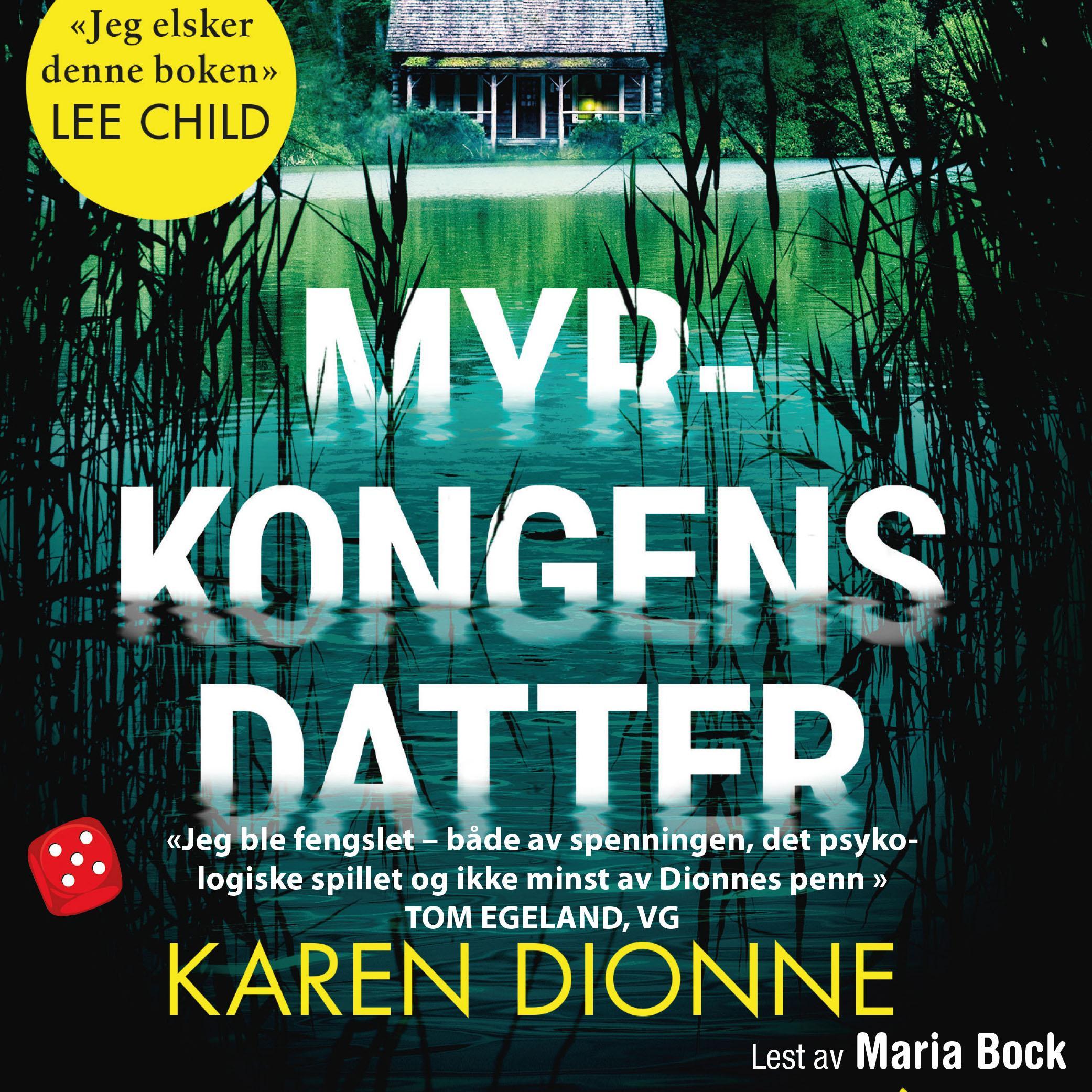 """""""Myrkongens datter"""" av Karen Dionne"""