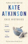 """Case histories"" av Kate Atkinson"