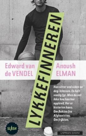 """""""Lykkefinneren"""" av Edward Van de Vendel"""