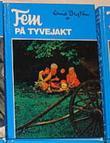 """""""Fem på tyvejakt"""" av Enid Blyton"""