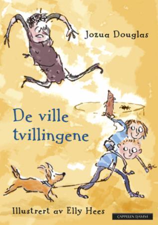 """""""De ville tvillingene"""" av Jozua Douglas"""