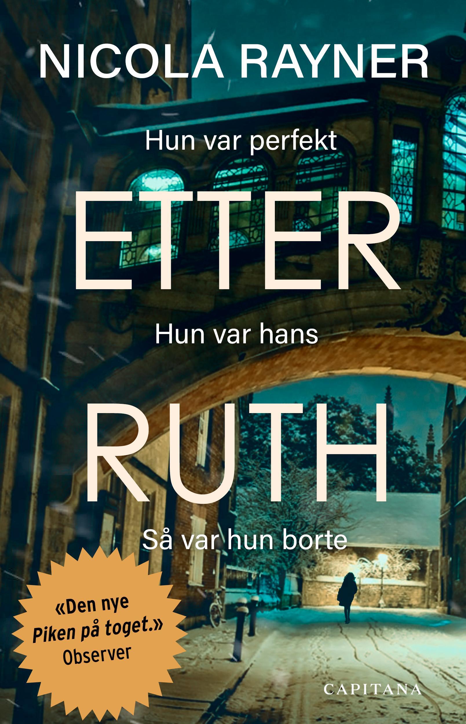 """""""Etter Ruth"""" av Nicola Rayner"""