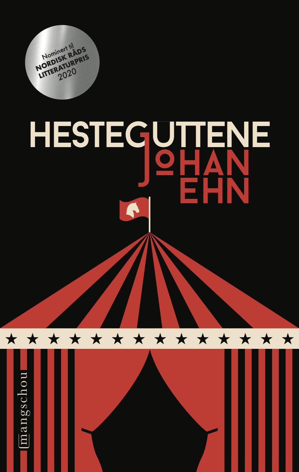 """""""Hesteguttene"""" av Johan Ehn"""