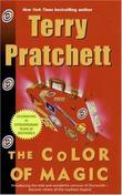 """The Color of Magic"" av Terry Pratchett"