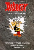 """Asterix - samlede verk - bok 8"" av René Goscinny"