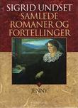 """""""Nåtidsverker. Bd. 2 - Jenny"""" av Sigrid Undset"""