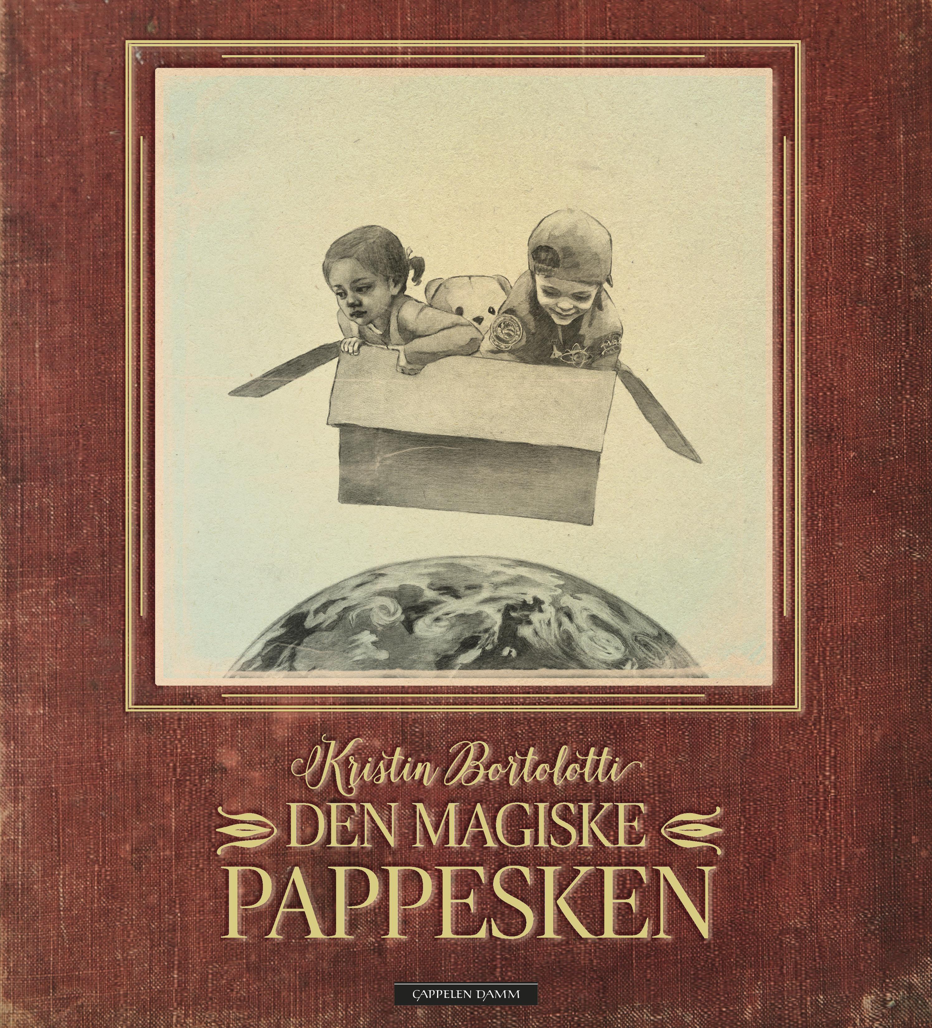 """""""Den magiske pappesken"""" av Kristin Bortolotti"""