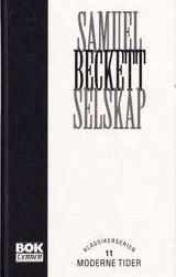 """""""Selskap"""" av Samuel Beckett"""
