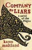"""""""Company of Liars"""" av Karen Maitland"""