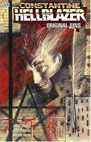 """""""Hellblazer - Original Sins"""" av Jamie Delano"""