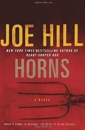 """""""Horns"""" av Joe Hill"""