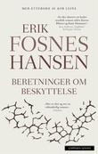 """""""Beretninger om beskyttelse 1 - natten"""" av Erik Fosnes Hansen"""