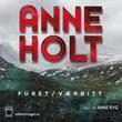 """""""Furet/værbitt Selma Falcks andre store sak"""" av Anne Holt"""