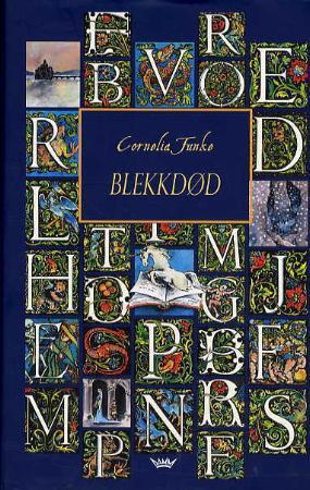 """""""Blekkdød"""" av Cornelia Funke"""