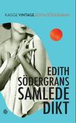 """""""Samlede dikt"""" av Edith Södergran"""