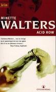 """""""Acid row"""" av Minette Walters"""