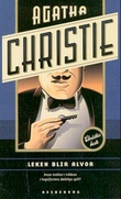 """""""Leken blir alvor"""" av Agatha Christie"""