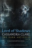 """Lord of shadows"" av Cassandra Clare"