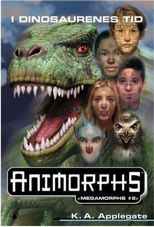 """I dinosaurenes tid"" av K.A. Applegate"