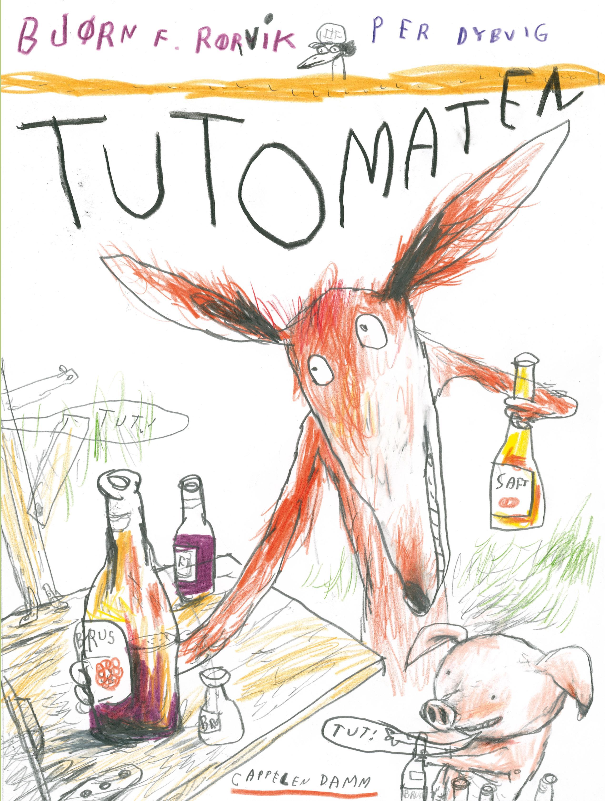 """""""Tutomaten"""" av Bjørn F. Rørvik"""