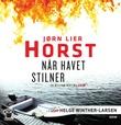 """""""Når havet stilner"""" av Jørn Lier Horst"""