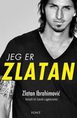 """""""Jeg er Zlatan"""" av Zlatan Ibrahimovic"""