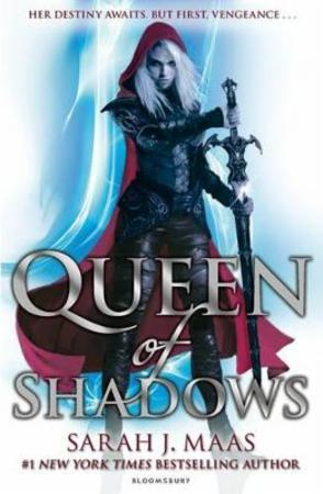 """Queen of shadows"" av Sarah J. Maas"